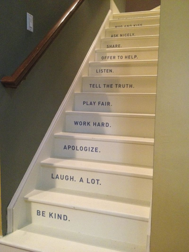 house rules  u22c6 step away from the screen and make something